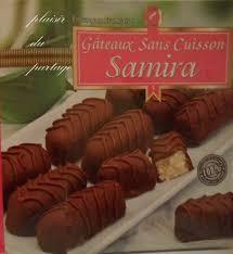 cuisine samira gateaux livre de samira gateaux sans cuisson juste pour le plaisir du