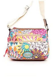 bloom purse bloom tweety twig large travel wallet with removable coin