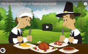 the surprising origin of thanksgiving foods conservative daily news
