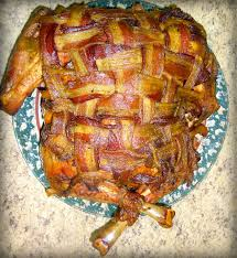 epic thanksgiving bacon wrapped meatloaf stuffed turkey