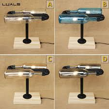 Retro Table Ls Luals American Style Water Pipes Retro Table L Creative Glass