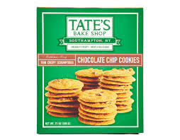 where to buy tate s cookies boxed tate s bake shop 21 oz chocolate chip cookies