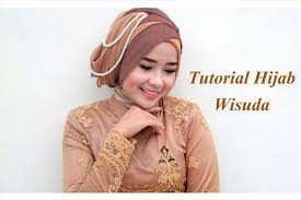 tutorial makeup natural wisuda tutorial hijab wisuda 2015 mutia yulita hijabs and outfits