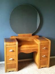 Bedroom Set With Vanity Dresser Vanity My Antique Furniture Collection