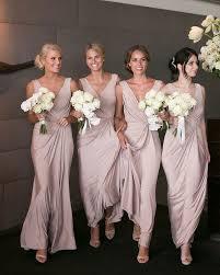 bridal party dresses 25 best pale bridesmaid dresses ideas on wedding