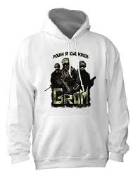 polish special forces grom sweatshirt hoodie