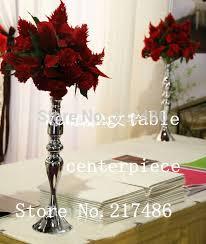 Economical Wedding Centerpieces by Online Get Cheap Wedding Centerpiece Tall Vase Aliexpress Com