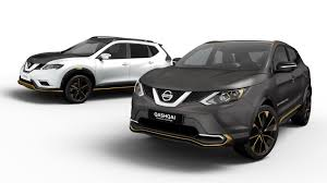 car nissan black nissan qashqai u0026 x trail concepts due for geneva
