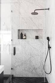Best 25 White Master Bathroom by Best 25 Black Marble Bathroom Ideas On Pinterest Black Marble