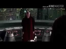 Emperor Palpatine Meme - emperor palpatine meme youtube