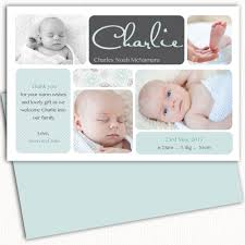 thank you card template baby photo thank you cards baby