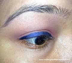 maybelline eyestudio lasting drama gel eyeliner sapphire review