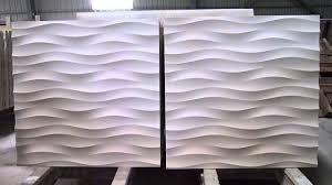 3d Sunmica Design 3d Feature Stone Wave Wall Panel Design Youtube Inexpensive