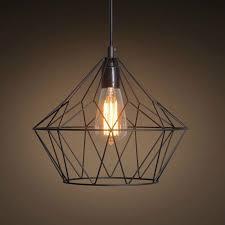 Geometric Pendant Light by Geometric Diamond Shade Pendant Light Westmenlights Touch Of