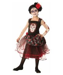 la muerte costume day of the dead la muerte costume costumes kids