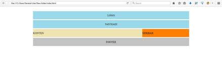 cara membuat website via html tutorial cara membuat web statis sederhana dengan html gaswad com