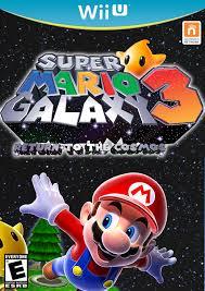 super mario galaxy 3 return cosmos fantendo nintendo