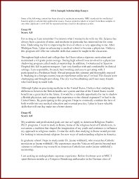 Sample College Admissions Essay 73 Example Of A College Application Essay Sample Essay
