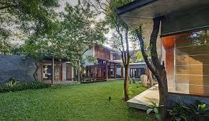 Modern House Styles Gallery Of Krishnan House Khosla Associates 22 House Indian