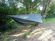 hammock camping wikipedia