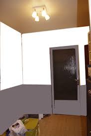 peindre une chambre avec deux couleurs peinture deux couleurs diffrentes