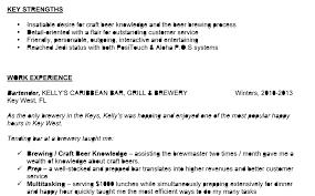 100 bartender resume template download server resume template