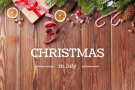 christmas in july christmas in july mr mrs howell