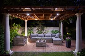 amenager une veranda profiter de sa terrasse en automne