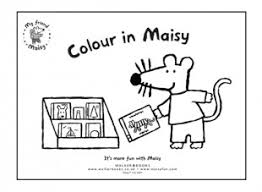 maisy colouring picture books ichild