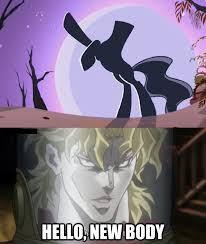 Dio Meme - 263688 dio brando exploitable meme headless headless horse