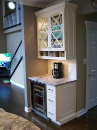 captivating small space bar table with modern beverage center also