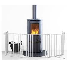 buy babydan configure flex xl hearth gate white 90 278cm online
