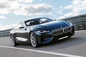 bmw 800 series bmw 8 series concept previews 2018 production car auto express