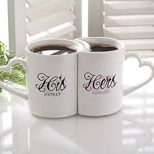 his and hers mug his hers coffee mugs that fit together products i