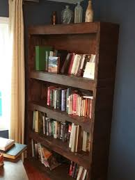 floor to ceiling bookcase plans diy pallet bookshelf u0026 pallet bookcase u2022 pallet ideas u2022 1001 pallets