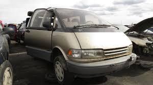 toyota limo 2016 junkyard find 1992 toyota previa all trac