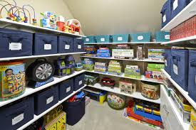 Storage Bins For Shelves by Organized Living Kids Closets And Storage