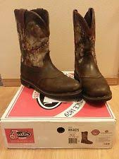 s justin boots size 12 s waterproof justin boots ebay