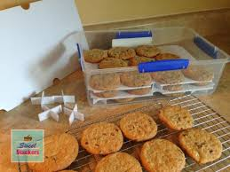 baking container storage cookie container sweet stackers