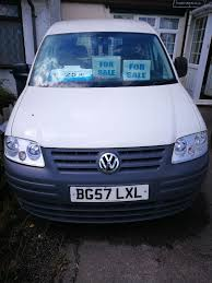 white vw caddy c20 diesel 2 0 sdi 69ps october 2007 manual in