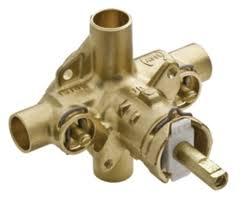 46 replacing a shower diverter valve shower valve with stops 1 2