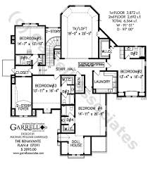 House Plans Traditional Benavante House Plan House Plans By Garrell Associates Inc