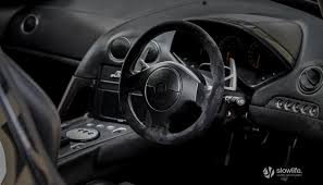 Bull U2013 Shaun U0027s Lamborghini Murcielago Lp640 4 U2013 Slow Life