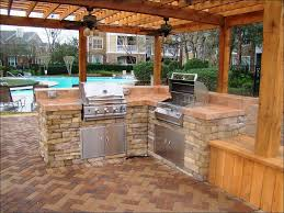 kitchen premade outdoor kitchen kits kitchen gas grill island