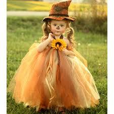 scarecrow halloween costume aliexpress com buy scarecrow halloween pumpkin tulle tutu
