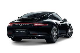 porsche coupe 2016 2017 porsche 911 carrera 4 black edition 3 4l 6cyl petrol