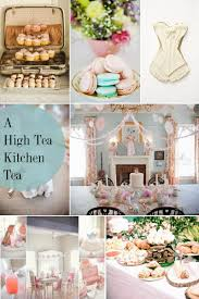 tea party theme ideas decorating of party