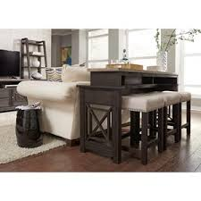 Sofa Table With Stools Sofa Tables Noblesville Carmel Avon Indianapolis Indiana