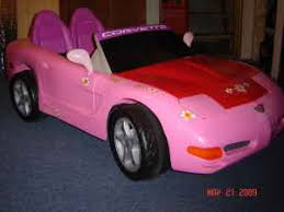 pink corvette power wheels modified power wheels corvette