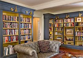 Home Library Design Ideas Kchsus Kchsus - Design home library